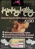 KINKY KITTY AND SPARXXX  12PILLS (SUPER COMBO)Female Arousal Sexual/Sex Enhancement Pill Libido Orgasm Sensation for Women! PLUS LOVE POTION PEN