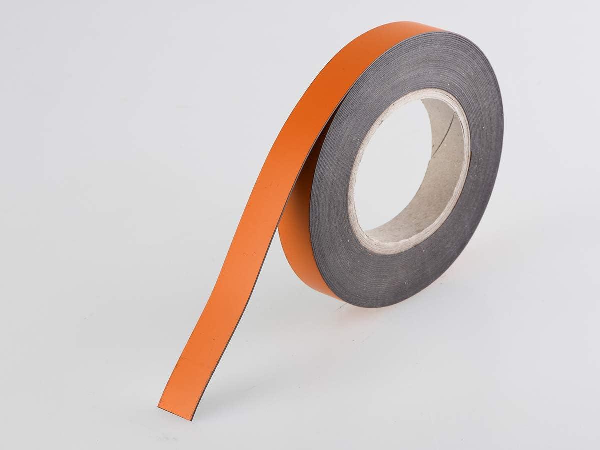 GraviFlex Magnetfolie auf Rolle B: 20 mm pink L: 10000 mm