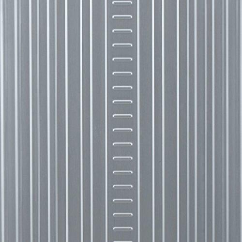 Aleon 15'' Business Attache Aluminum Hardside Business Briefcase (Platinum) Sliver by ALEON (Image #1)