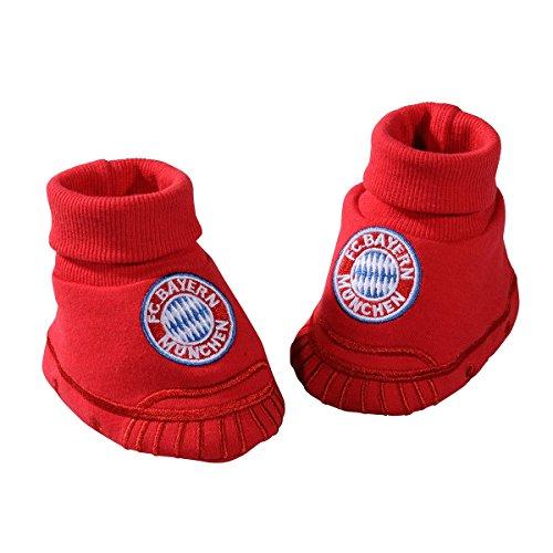 15959 FC Bayern München Baby Schuhe 'Logo'
