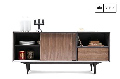 pib - Cassapanche & Credenze - Mobile Buffet Tumma Fjord, Contrasto ...