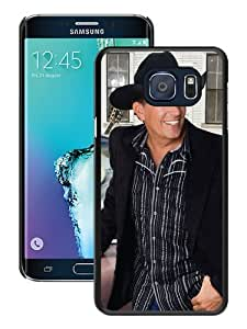 Samsung Galaxy S6 edge Plus Case,Personalized George Strait Black Samsung Galaxy S6 edge Plus Case Cover
