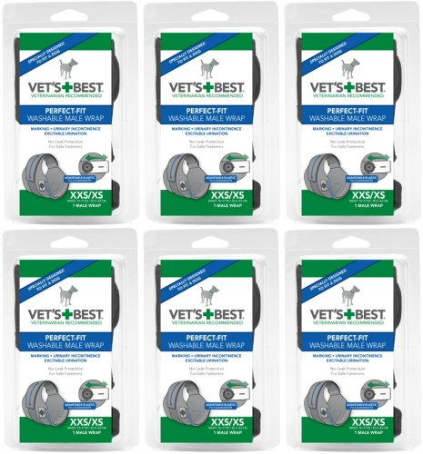 Vets Best Perfect Fit Washable Male product image