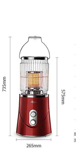 Little Sun Calentador, Estufa Casera, Calentador Eléctrico ...