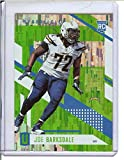 Football NFL 2017 Unparalleled Lime Green #95 Joe Barksdale