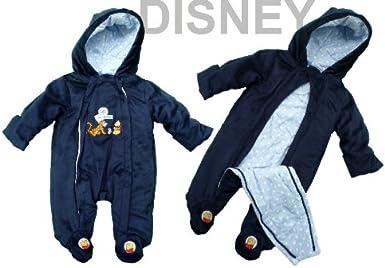 DDY Neugeborenes Baby Junge M/ädchen Schneeanzug Strampler Baumwolle S/äugling Onesies Mit Kapuze Overall Winter Oberbekleidung Outfits Tarnung (0-18M)