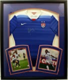 Alex Morgan Signed Jersey Framed