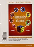 Mathematics All Around, Pirnot, Tom, 0321914767