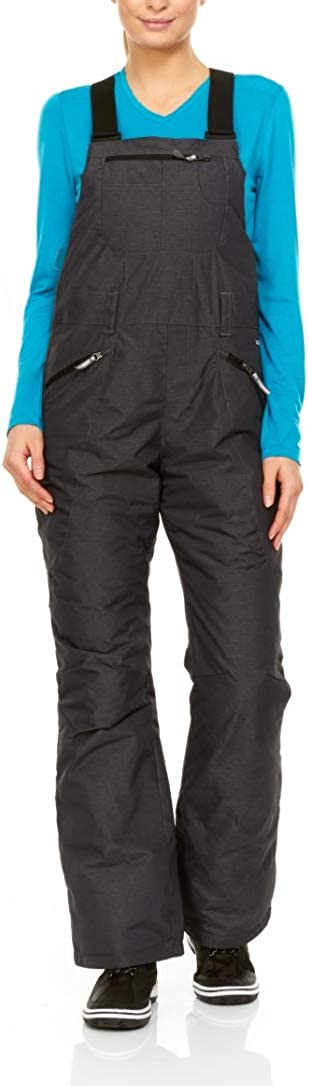 Swiss Alps Womens Waterproof Breathable Online limited product Ski Super special price Bib with Pocke Pants