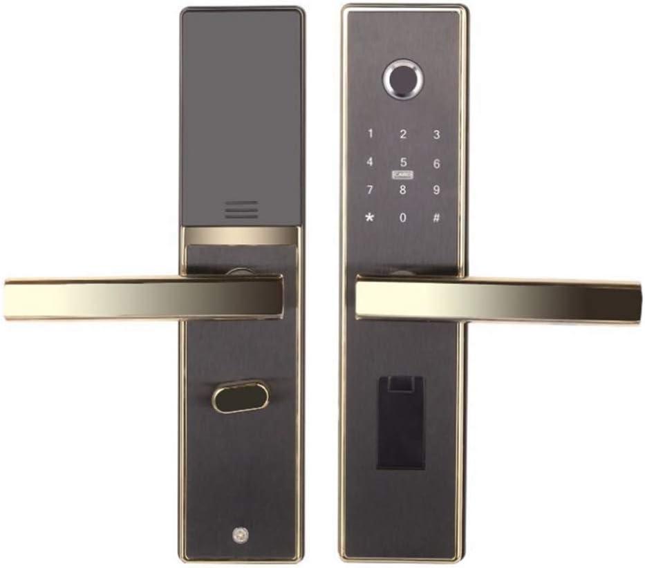 Cerradura de la huella dactilar, cerradura electrónica biométrica ...
