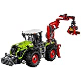 LEGO Technic 42054 CLAAS XERION 5000 TRAC VC Building Kit (1977-Piece)