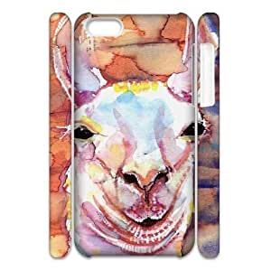 diy phone caseCustom Alpaca Case for iphone 5/5s with Colorful alpaca yxuan_4190961 at xuanzdiy phone case