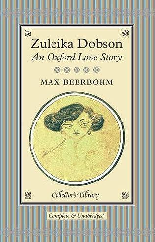book cover of Zuleika Dobson