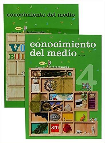 Nuevo Proyecto Trotamundos, conocimiento del medio, 4 Educación ...
