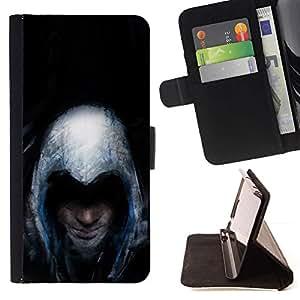 Momo Phone Case / Flip Funda de Cuero Case Cover - Asesinos Grunge;;;;;;;; - Samsung Galaxy S6