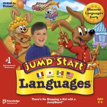 Jumpstart Languages by Knowledge Adventure