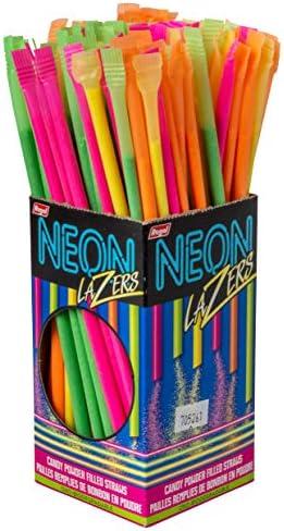 [Amazon.ca] REGAL Neon Lazer Candy Powder Filled Straws (aka Pixy Stix), 120 Count, $4.27