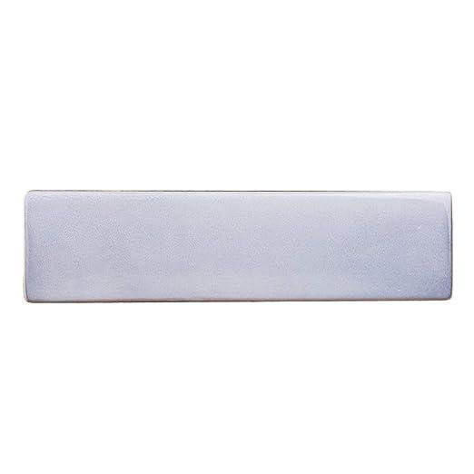 ZJ-Vajilla Placa 32.5 * 8.3 cm Horno Creativo Placa de Sushi de ...