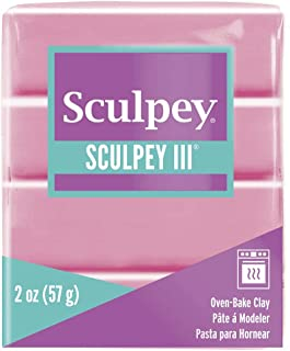 product image for Sculpey III Polymer Clay 2 Ounces-Dusty Rose