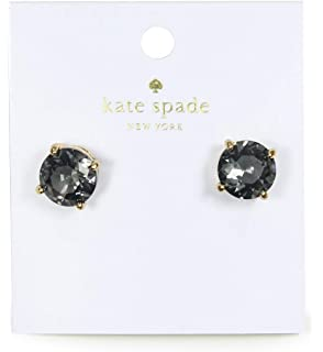 9987dd322d5d62 Amazon.com: kate spade new york stud earrings Spot the Spade Gold ...