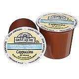 Grove Square Cappuccino Mix, French Vanilla, 24 Single Serve Cups