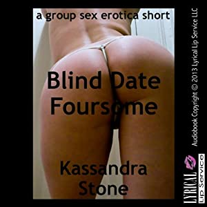 Blind Date Foursome Audiobook
