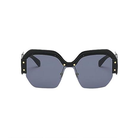 Gafas de sol, gafas de sol de limpieza en caliente, manadlian de verano para