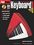 FastTrack Music Instruction - Keyboard, Book 1 (Fasttrack Series)