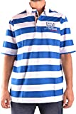 paul and shark polo shirts - PAUL & SHARK Men's Mcbi234006o Blue Cotton Polo Shirt