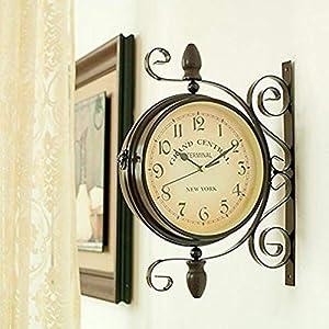 Train Station Wall Clocks