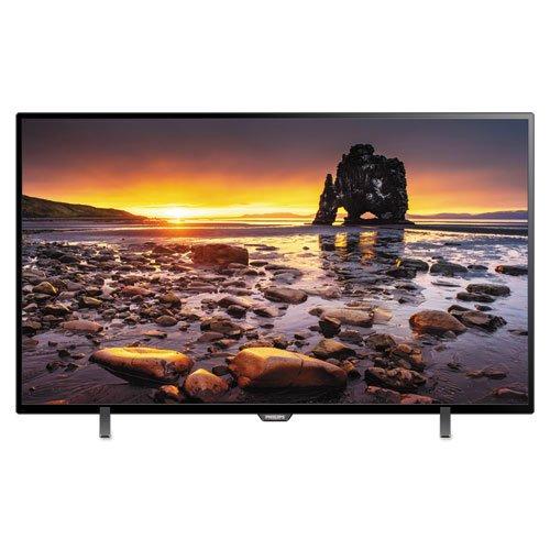 "Philips Chromecast TV, 43"", 2160p, Black"