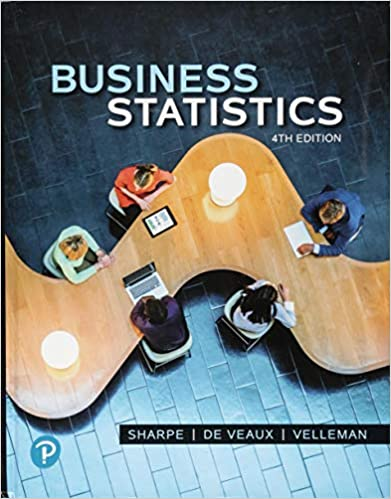 Business Statistics Plus Mylab Statistics With Pearson Etext