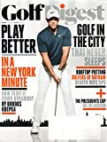 Golf Digest Magazine September 2017 | Golf in New York City