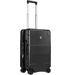 Victorinox Lexicon Hardside Frequent Flyer 8 Wheel, Black