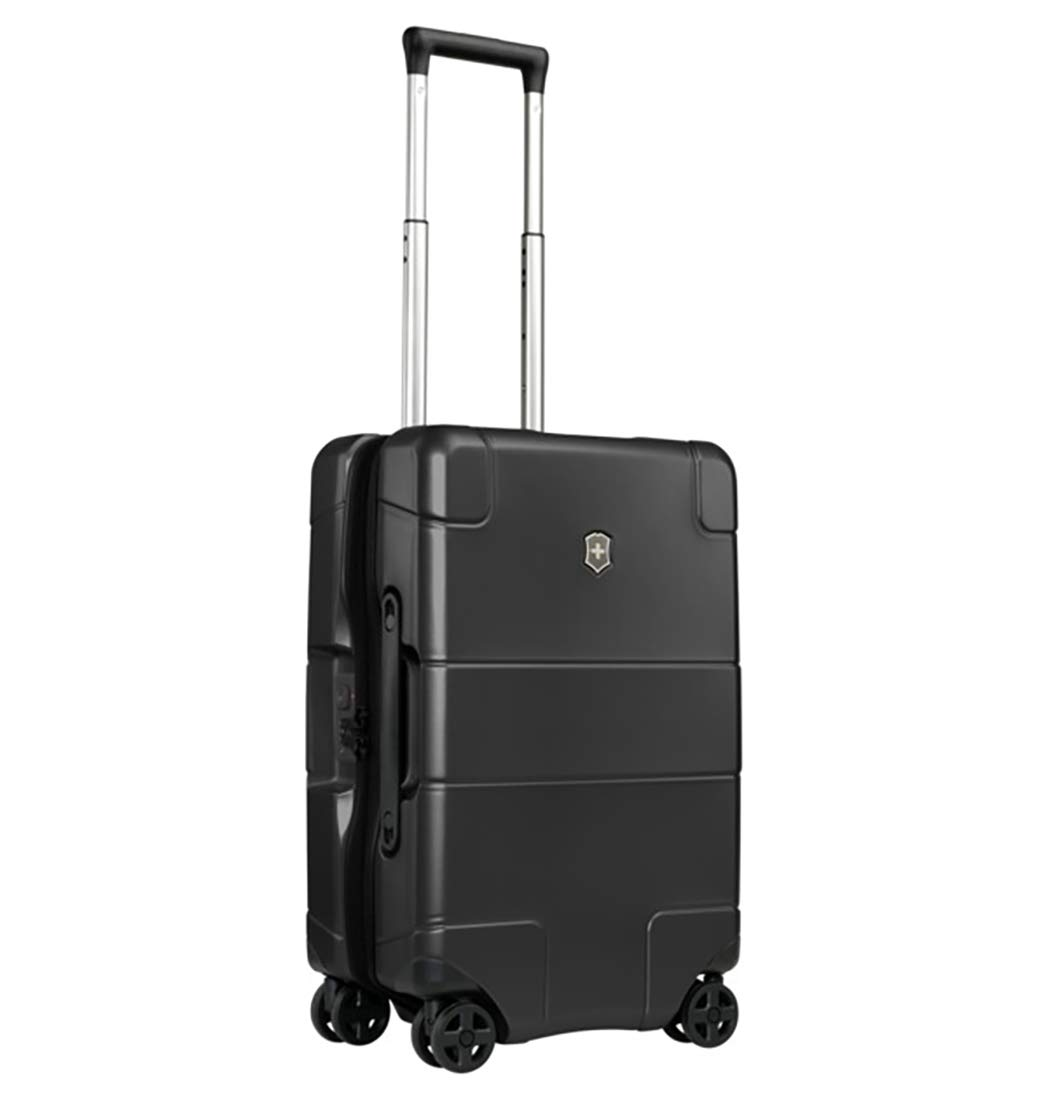 e55032eed Amazon.com | Victorinox Lexicon Hardside Frequent Flyer 8-Wheel, Black |  Carry-Ons