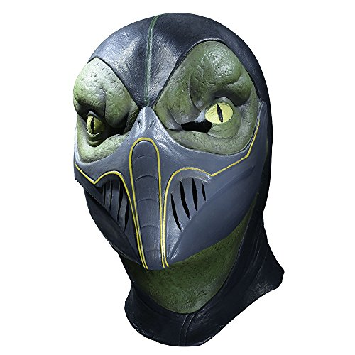 mortal kombat fancy dress reptile - 1