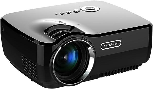 GP70 Proyector portátil 1080P: Amazon.es: Electrónica