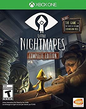 Little Nightmares Complete Edition for Xbox One [Digital Download]