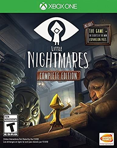 Namco Bandai Games Little Nightmares Complete Edition Complete ...
