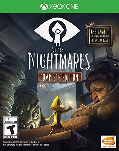 Little Nightmares - Xbox One Complete Edition (Minecraft Xbox One Story Mode Release Date)