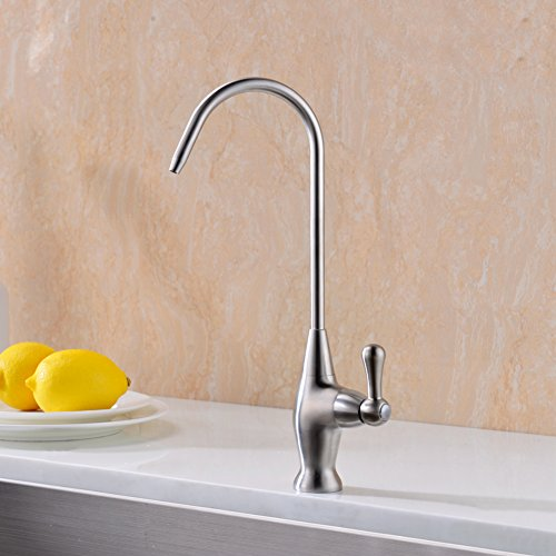 GICASA Stainless Steel Filter Drinking Water Purifier Faucet ...