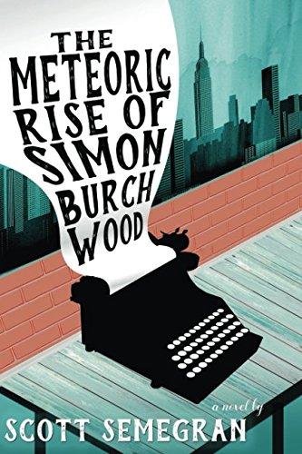 The Meteoric Rise of Simon Burchwood (Simon Adventures)