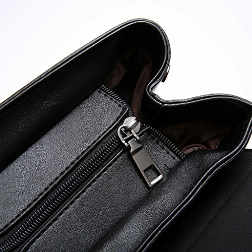JAGENIE porté Noir main dos femme noir Sac pour Noir au à axF7wPxq
