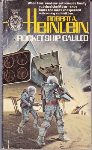book cover of Rocket Ship Galileo