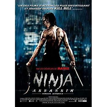 Amazon.com: Ninja Assassin (French B) POSTER (11
