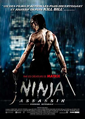 Amazon.com: Ninja Assassin (French B) POSTER (11