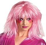 jem pink wig - Jem Wig Costume Accessory