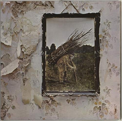 Led Zeppelin 4: Zoso [Vinyl LP] (Heaven To Robert Stairway Plant)