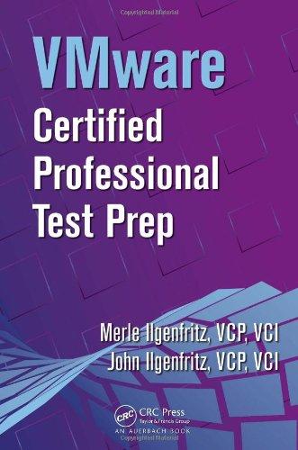 VMware Certified Professional Test Prep