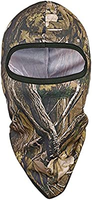 TAGVO Hunting Balaclava Face Mask, Camouflage Tactical Headwear for Women Men